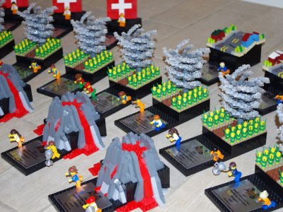 LEGO Trophies: Year Three