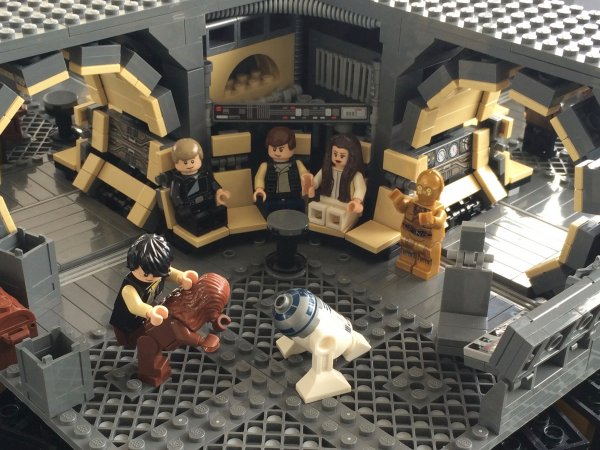 A Win at LEGOLAND Star Wars Days 2016!
