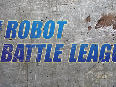Plastic Made for Battle - part one. The Robot Battle League card game.
